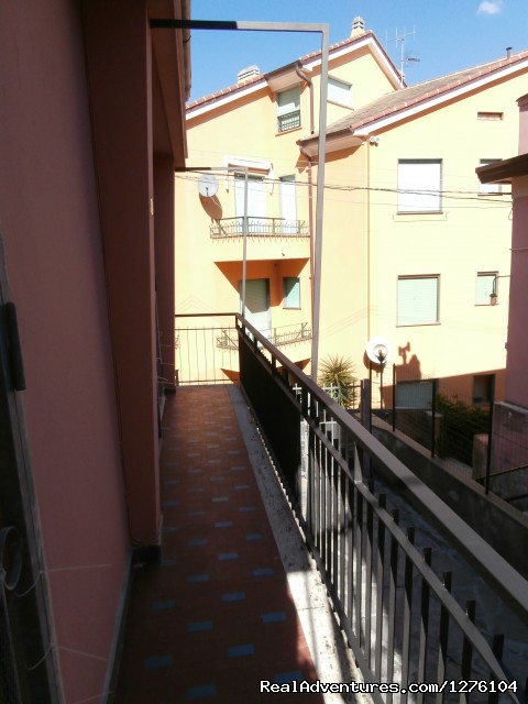 Small Balcony - Cinque Terre Monterosso al Mare nice holiday house