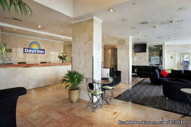 Lobby (#2 of 4) - The Executive Days Inn
