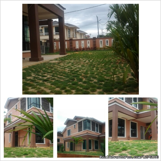 Calm and privacy homestay Durian Tunggal, Malaysia Vacation Rentals