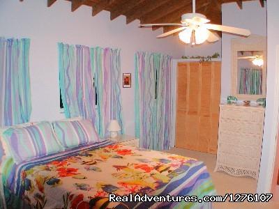 Upper Bedroom (#13 of 14) - South Sound Luxury Waterfront Villa Virgin Gorda