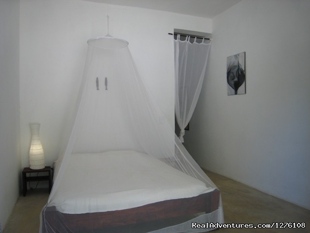 Room 01 - La Cueva eco-lodge Las Galeras
