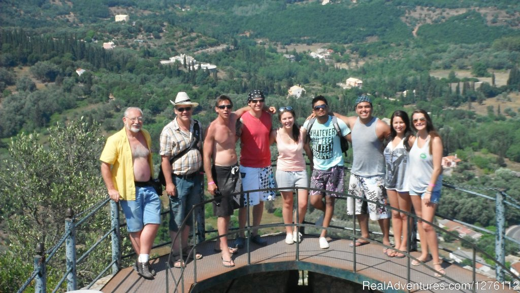 View from Kaiser's Throne | Image #8/12 | Discover Corfu beauties on Quad/ATV Safari Tour