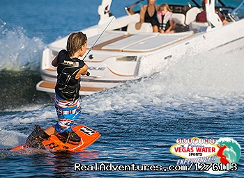 Wakeboarding with Vegas Water Sports - Adventure Water Sports