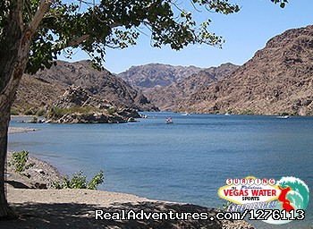Lake Mead National Recreation Area - Adventure Water Sports
