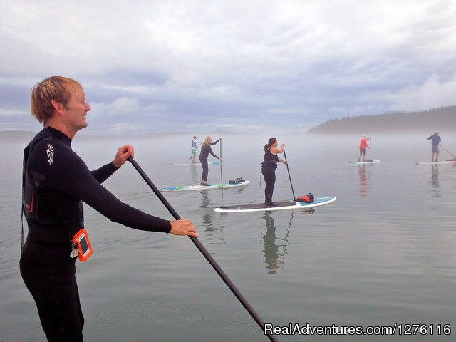 SUP Juneau with SURFit USA | Image #2/10 | Stand Up Paddleboard Adventure in Juneau, Alaska