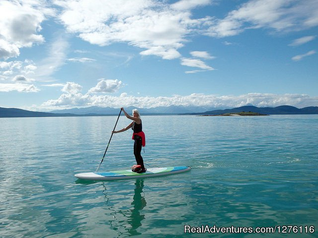 SUP Juneau with SURFit USA | Image #7/10 | Stand Up Paddleboard Adventure in Juneau, Alaska