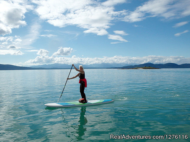SUP on Flatwater (#8 of 23) - Stand Up Paddleboard Adventure in Juneau, Alaska