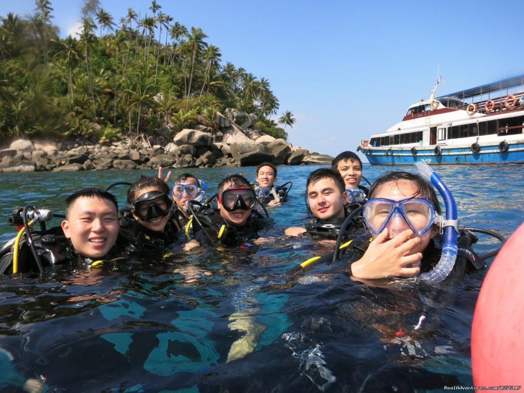 Image #8/14 | Alantis Bay Resort, diving paradise in Malaysia