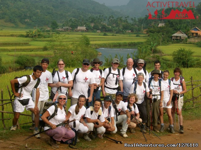 3-day easy trek & homestay in Mai Chau, Vietnam