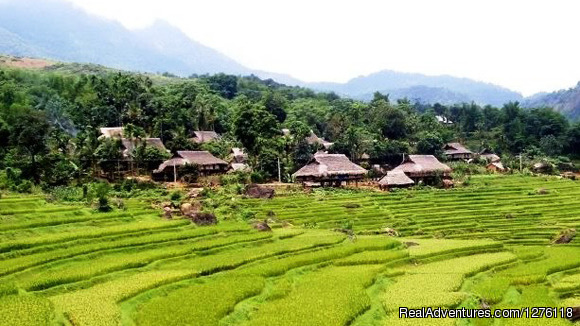Mai Chau trekking tours, Vietnam - 3-day easy trek & homestay in Mai Chau, Vietnam
