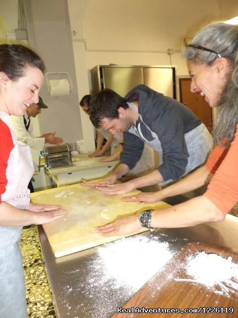 Image #3 of 4 - Italian cooking classes in Siena