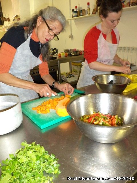 - Italian cooking classes in Siena