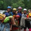 Whitewater Canoe Tripping