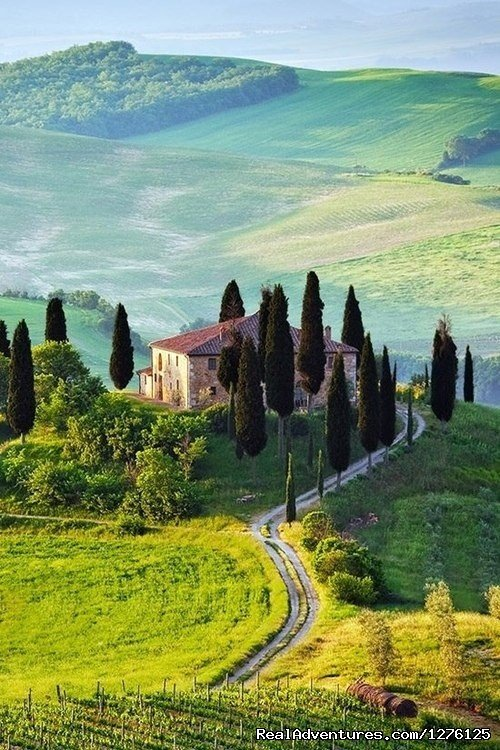 val d'Orcia | Image #5/10 | Food and Wine Tour to Tuscany