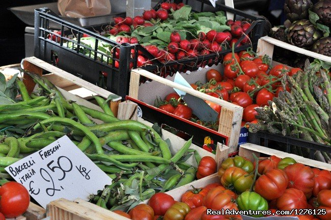 Going to the market | Image #8/10 | Food and Wine Tour to Tuscany