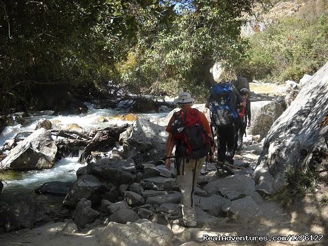 Santa Cruz Trekking - Cordillera Blanca Adventures: