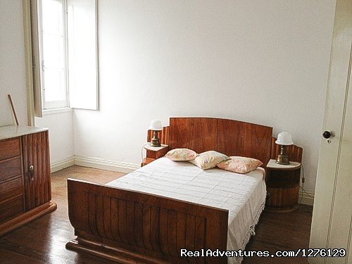 Bedroom | Image #5/10 | Self Catering Holiday House, Ponta Delgada city