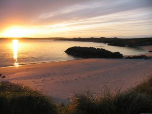 Clifden eco Beach Camping & Caravanning Park Campgrounds & RV Parks Clifden, Ireland