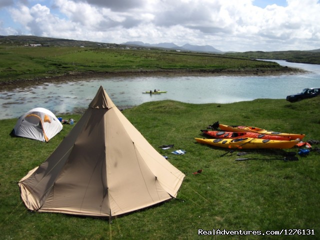 Clifden Campsite by the Ocean - Clifden eco Beach Campsite & Caravan Park
