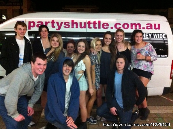 Bus Hire Sydney: Limo Hire Sydney