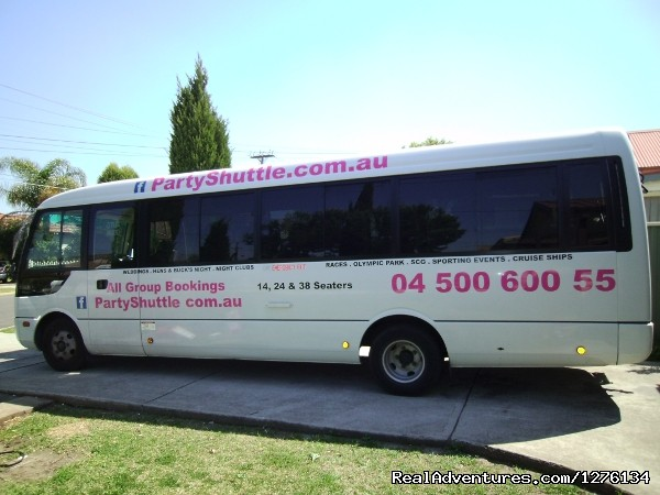 Airport Shuttle Sydney (#1 of 7) - Bus Hire Sydney