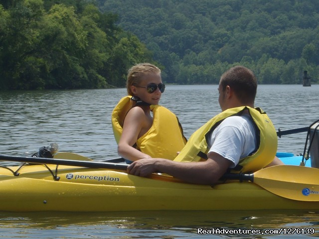 Smoky Mountain Kayaking Tallassee, Tennessee Kayaking & Canoeing