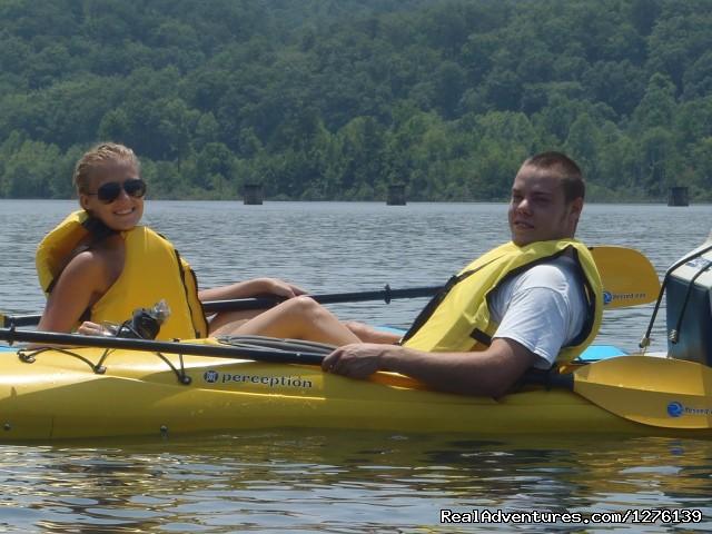 Smoky Mountain Kayaking