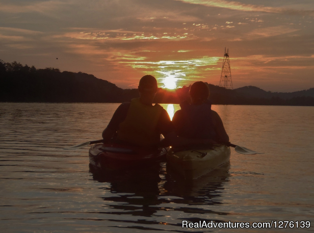 - Smoky Mountain Kayaking