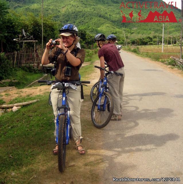 Explore Pu Luong Nature Reserve by Bike: Bike Pu Luong reserve, Mai Chau, Vietnam