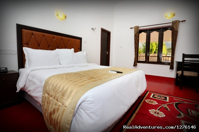 Guest room - Date with Nature at Vision Nature Resorts