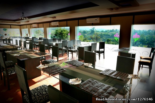 Multi-cuisine Restaurant - Date with Nature at Vision Nature Resorts