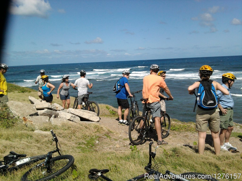 Nevis Bike Tours and Rentals Charlestown, Saint Kitts and Nevis Bike Tours