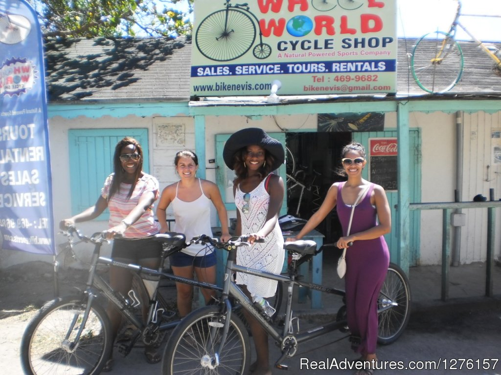 Image #12/12 | Nevis Bike Tours and Rentals