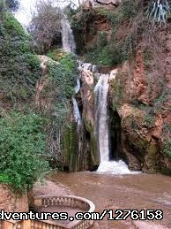 Waterfalls near Sefrou - Bouaouina Tours-Morocco