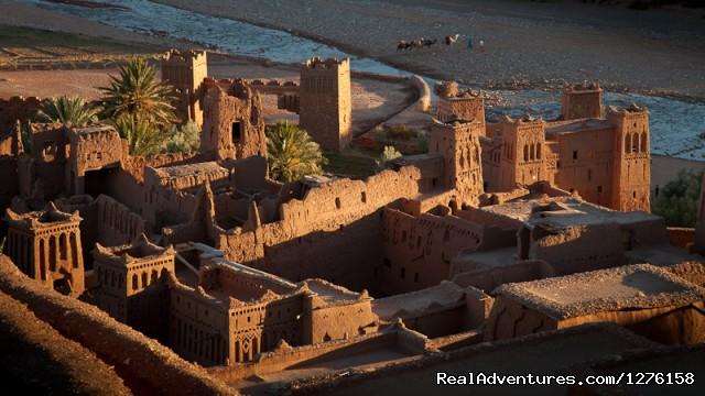 Kasbahs. - Bouaouina Tours-Morocco