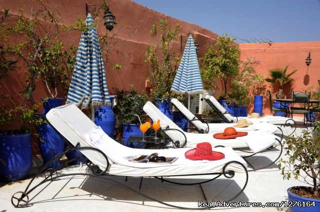 Traditional riad in medina of Marrakech Marrakech, Morocco Bed & Breakfasts