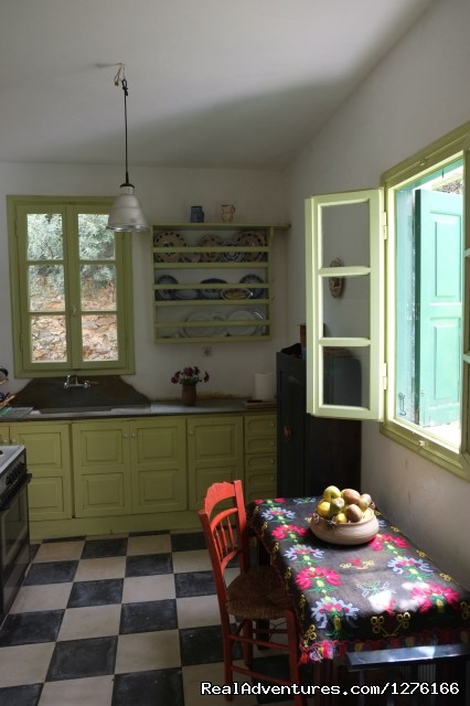 Cottage by the Sea, Kitchen - Cottage by the Sea, Near the Center of Athens