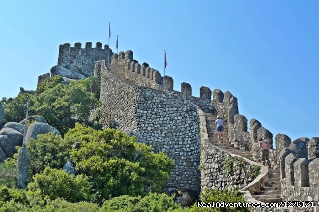 Mouros Castle - Sintra Mountain Ride - Cycling Tour