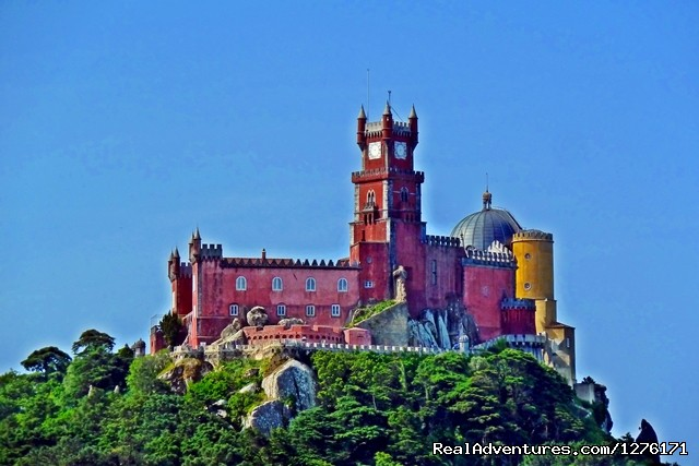 Pena Palace (#5 of 6) - Sintra Mountain Ride - Cycling Tour