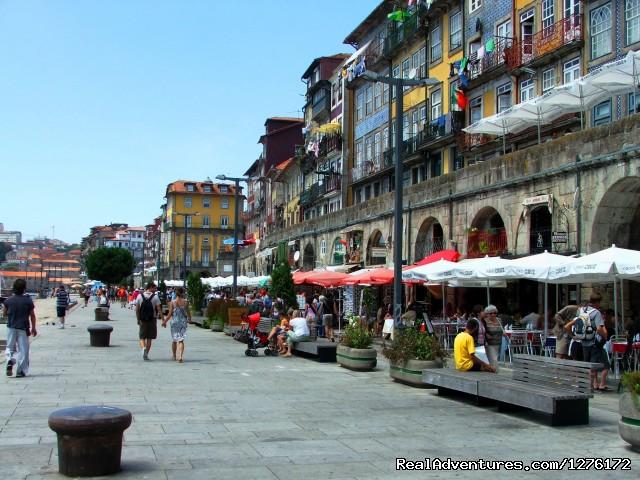 Ribeira in Porto (#17 of 26) - Douro Heritage Hike