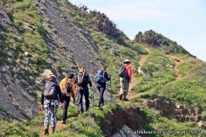 Algarve Wild Coast Hike 7D Aljezur, Portugal Hiking & Trekking