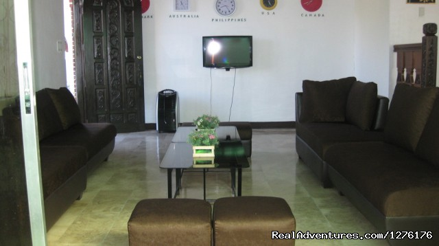 Homestay guesthouse paranaque city philippines bed breakfasts realadventures for 10 b swimming pool ups 5 sucat paranaque