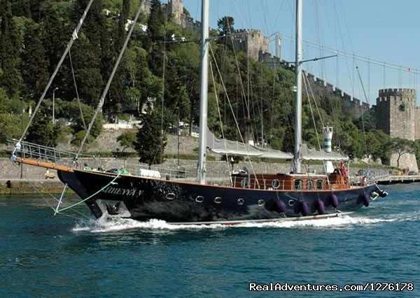 Sureyya Yacht | Image #21/26 | Private Blue Cruises in Turkey Greece Croatia