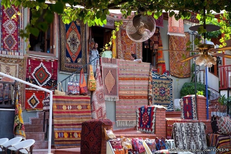 Carpet shop in Fethiye | Image #22/26 | Private Blue Cruises in Turkey Greece Croatia