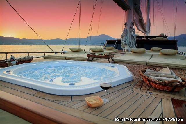Mezcal 2 Gulet - Private Blue Cruises in Turkey Greece Croatia