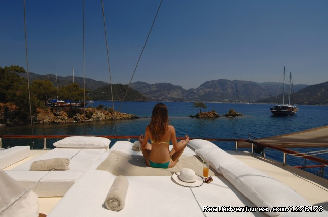 Mare Nostrum - Private Blue Cruises in Turkey Greece Croatia