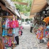 Marketplace in Kos Island Greece