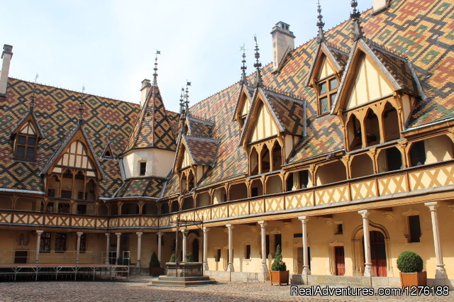 Hospices de Beaune (#2 of 6) - Custom designed Private Wine & History Tours