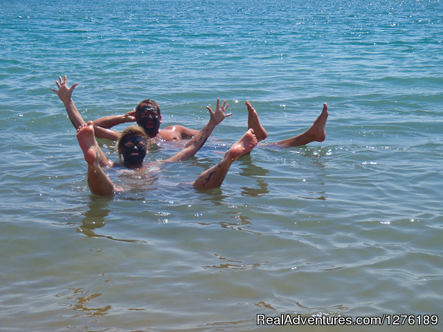 Dead Sea - Real Adventure Sun & Fun