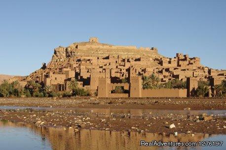 Morocco Tours - Sahara Camel Trek- Morocco Travel.